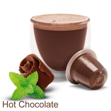 Nespresso Compatible Hot Chocolate Mint