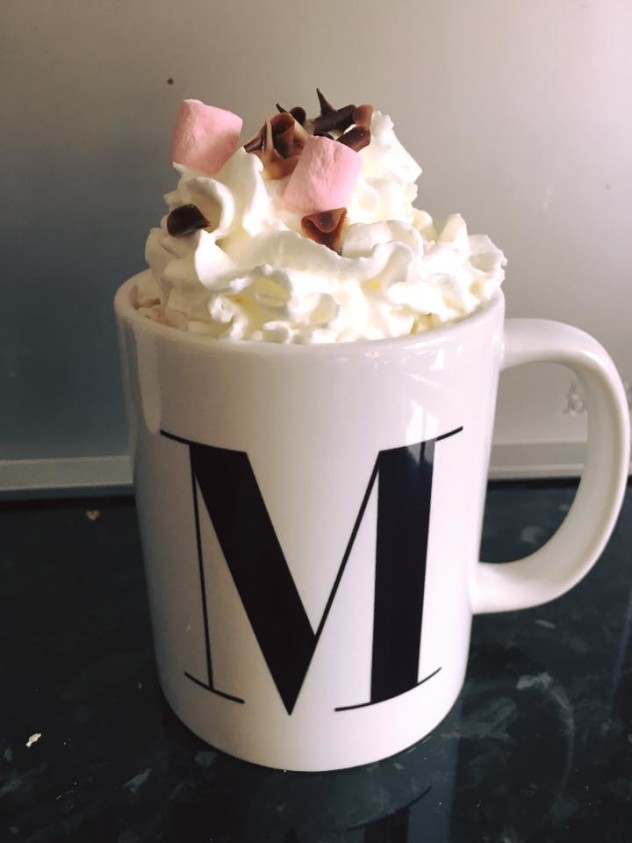 nespresso hot chocolate