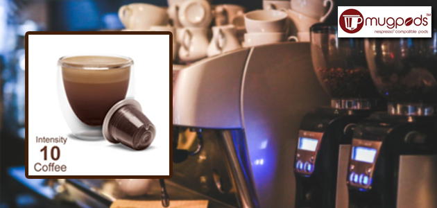 Nespresso Pod Compatible Coffee Machine