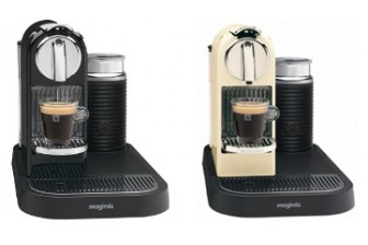 Magimix Nespresso CitiZ and Milk Coffee Machine