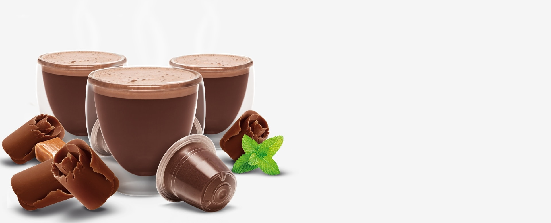 Nespresso® Compatible Hot Chocolate Pods